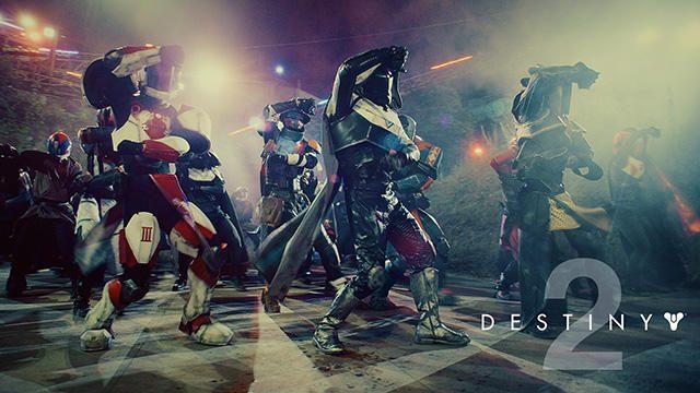 国内制作映像350万再生突破記念! 『Destiny 2』オリジナルグッズが当たるプレゼントキャンペーンを実施!