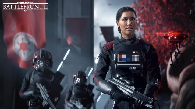 『Star Wars™ バトルフロント™ II』帝国側の視点で展開するストーリーモード!!【特集第3回/電撃PS】