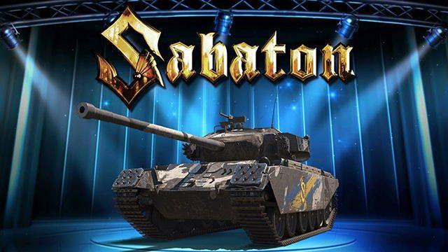 スウェーデンが誇るウォーメタルバンド「サバトン」とコラボ! 『World of Tanks』11月のイベント情報