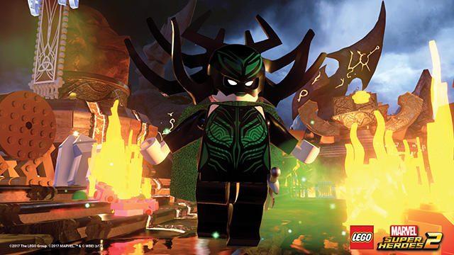マイティ・ソーのように熱くなれ。『レゴ®マーベル スーパー・ヒーローズ2 ザ・ゲーム』最新映像を公開中!