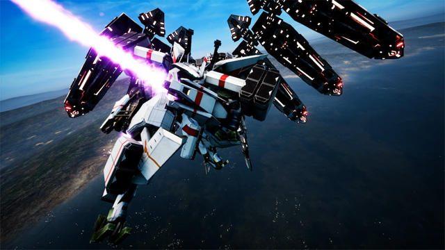 高速ロボットアクションが魅力のPS4®『プロジェクト・ニンバス:CODE MIRAI』好評配信中!