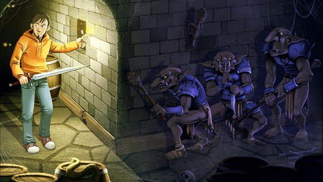 気がつけばそこは異世界の城......TRPGマニアが奮戦するRPG『アンエピック-オタクの小さな大冒険』