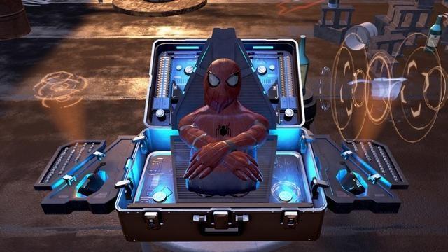 12月開催のソニーストア「PS VR特別体験会」に『Spider-Man: Homecoming - VR Experience』が登場!