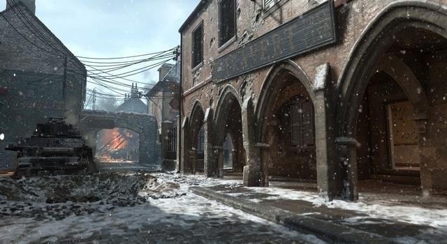 期間限定モードやログインボーナスが満載! 『CoD: WWII』ゲーム内イベント「冬の包囲戦」開催!