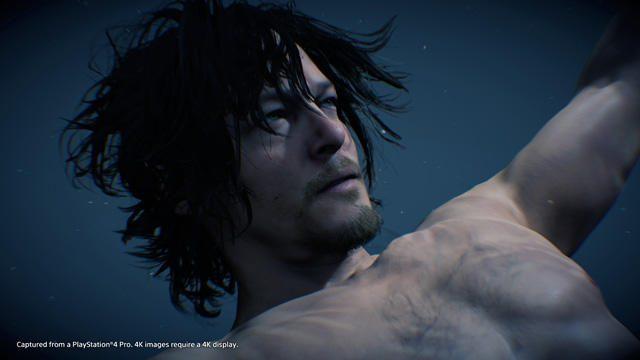 『DEATH STRANDING』最新トレーラー公開! 小島監督が「TGA 2017」「PlayStation® Presents」に登壇!
