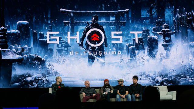 【PSX 2017】対馬の現地取材でリークの危機が!? 『Ghost of Tsushima』パネルセッションレポート