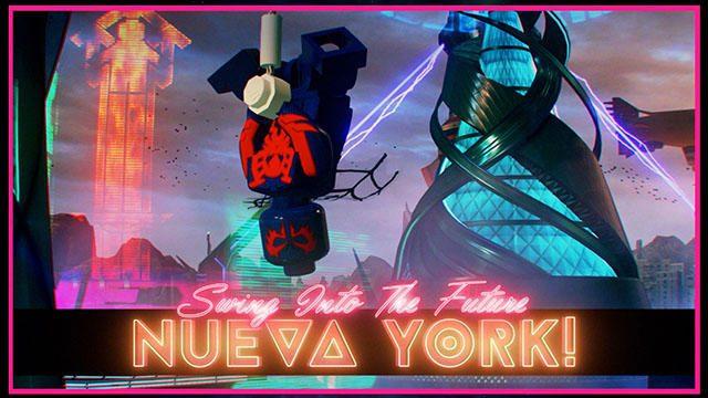 『レゴ®マーベル スーパー・ヒーローズ2 ザ・ゲーム』の時空を超えた世界「クロノポリス」トレーラー公開中