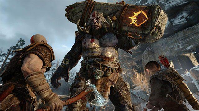 クレイトスとアトレウス、2人の冒険が始まる。新生『ゴッド・オブ・ウォー』の注目ポイントはココだ!