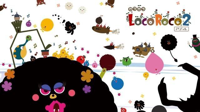 PS4®『LocoRoco 2』、本日発売! パワーアップしたリマスター版プレイレビュー