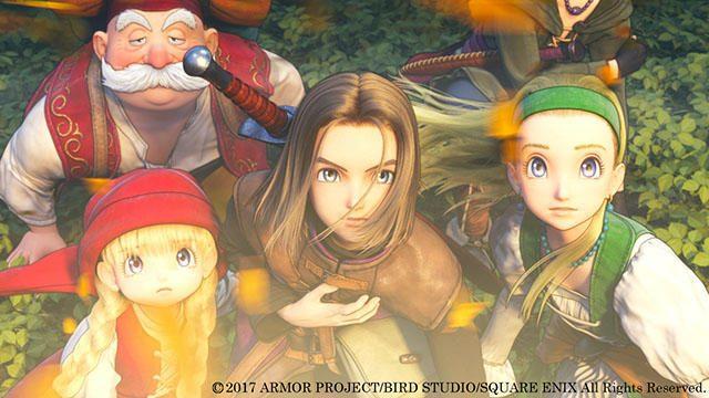 『ドラゴンクエストXI 過ぎ去りし時を求めて』DL版の4,000円OFFセールを12月26日から実施!