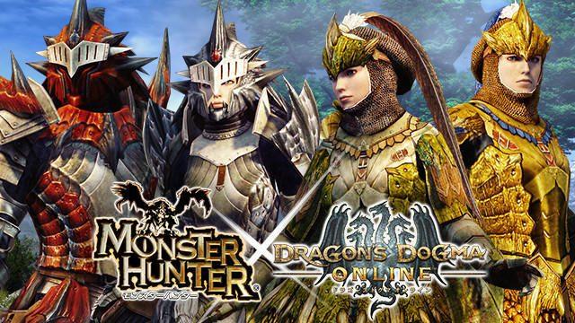 『ドラゴンズドグマ オンライン』で「モンスターハンター」コラボ復刻開催! クリスマスイベントも実施中!