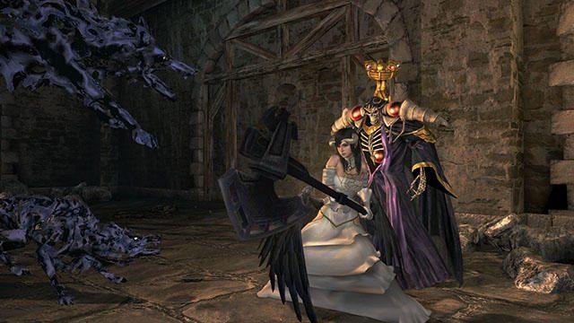 レスタニアに絶対支配者、降臨。『ドラゴンズドグマ オンライン』で「オーバーロード」コラボ開催中!