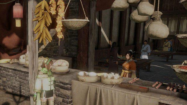 素材を集めて料理を作り、食べれば武将が強くなる! 『真・三國無双8』の「料理屋」を解説!