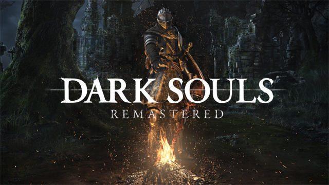 今再び、あの絶望と希望が蘇る。PS4®『DARK SOULS REMASTERED』5月24日発売決定! DL版の予約受付開始!