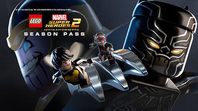 DLCをまとめてゲット! 『レゴ®マーベル スーパー・ヒーローズ2 ザ・ゲーム』にお得なシーズンパスが登場!