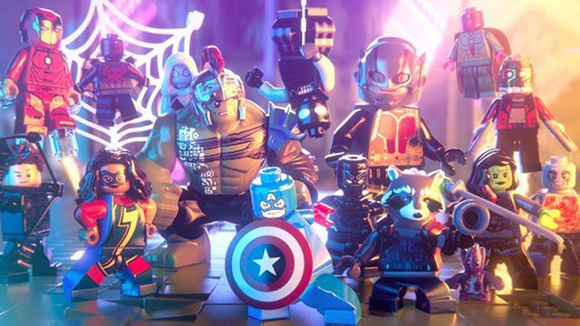 『レゴ®マーベル スーパー・ヒーローズ2 ザ・ゲーム』本日発売! 時空を超えた夢の競演が今、はじまる!