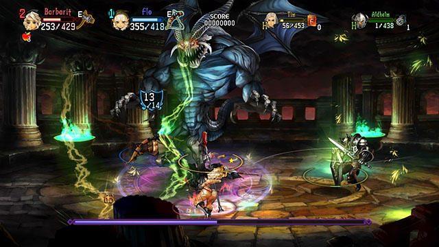 PS4®『ドラゴンズクラウン・プロ』本日発売! ゲーム史上最も美しい2DアクションRPGに秘められた魅力とは?