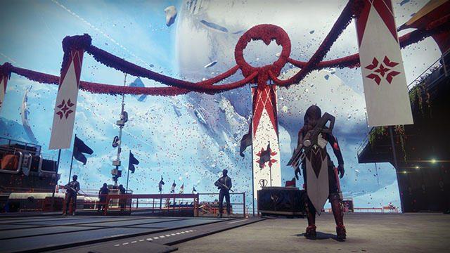 仲間を見つけて限定報酬を獲得しよう!『Destiny 2』ゲーム内イベント「真紅の日々」が2月21日まで開催中!