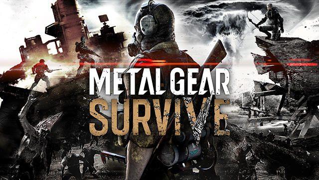 『METAL GEAR SURVIVE』本日発売! 戦略と協力が運命を決める、新たなスタイルの「メタルギア」に挑め!