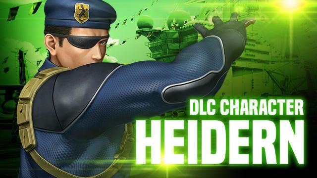4月配信『KOF XIV』新規DLCキャラクターの2人目は傭兵部隊を統率する「ハイデルン」! 紹介PVも公開!