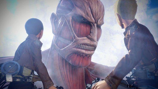 原作の名場面をオリジナル主人公の視点で追体験!『進撃の巨人2』の序盤の流れをお見せします!