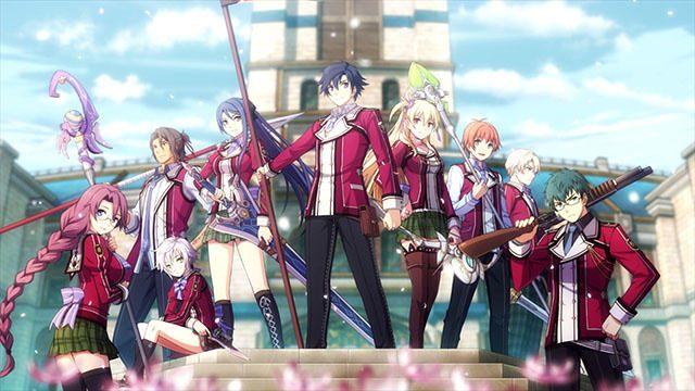 シリーズ累計120万本突破! 3月8日、第1作『英雄伝説 閃の軌跡』がリニューアルを遂げてPS4®へ!!