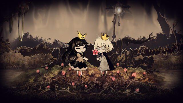 童話絵本のようなグラフィックが魅力の『嘘つき姫と盲目王子』は謎解きも楽しいアクションアドベンチャー!