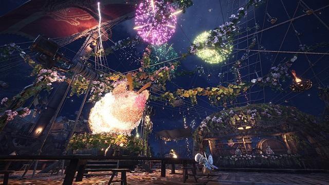 アステラ祭【開花の宴】の開催迫る! 『モンスターハンター:ワールド』最新イベントクエスト情報!