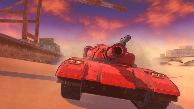 世界は終わった。戦車が残った。戦車と人間の真・世紀末RPG『METAL MAX Xeno』4月19日発売!