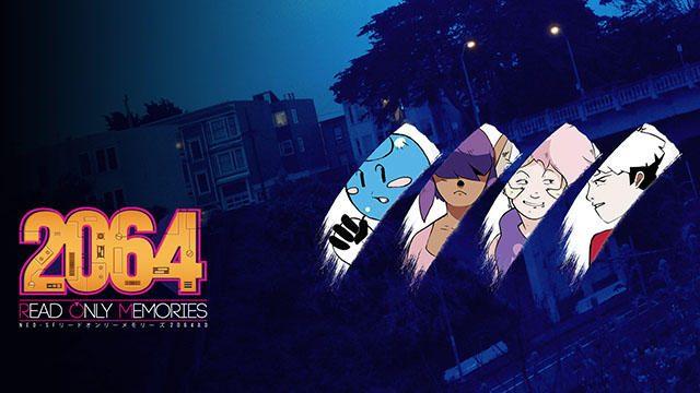 サイバーパンク・アドベンチャー『2064: Read Only Memories』にPS Vita版が登場! 4月5日より配信開始!