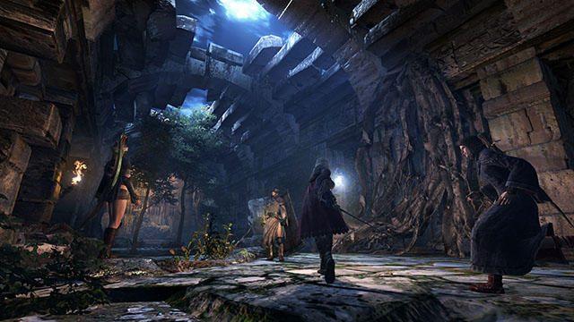 『ドラゴンズドグマ オンライン』シーズン3.2の新コンテンツ「黒呪の迷宮」を公開! 謎の迷宮を攻略せよ