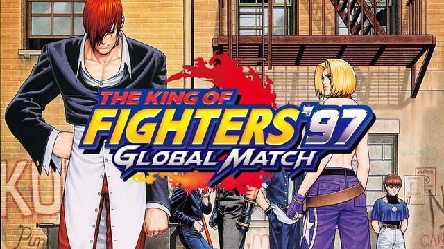 本日よりPS4®/PS Vita版『THE KING OF FIGHTERS '97 GLOBAL MATCH』配信開始!