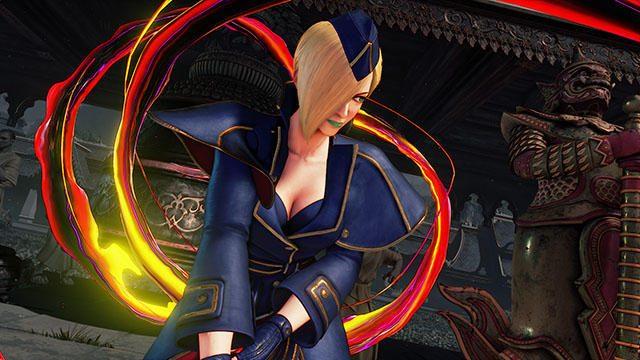 サイコパワーを操る女性戦士が新規参戦。『ストV AE』シーズン3の追加キャラ3人目、ファルケが配信中!