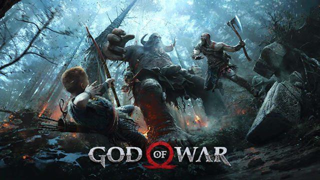 PS4®用ソフトウェア『ゴッド・オブ・ウォー』 発売後わずか3日間で全世界累計実売310万本を突破