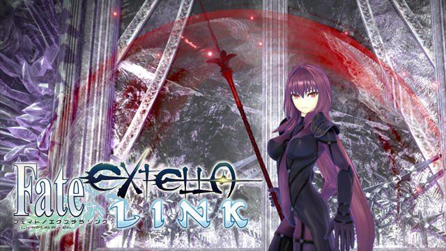 「Fate」の英霊たちを自在に操れるバトルアクション『Fate/EXTELLA LINK』!【特集第1回/電撃PS】