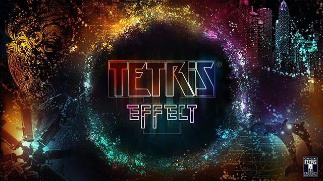 PS VR対応『Tetris Effect(テトリス・エフェクト)』今秋発売! 初公開トレーラーを水口哲也氏が解説!