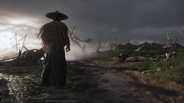 【E3 2018】PS4®『Ghost of Tsushima』(仮称)のゲームプレイ動画が公開!