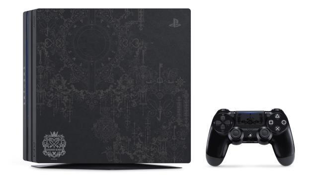 【E3 2018】「PlayStation®4 Pro KINGDOM HEARTS III LIMITED EDITION」を数量限定で2019年1月25日発売!
