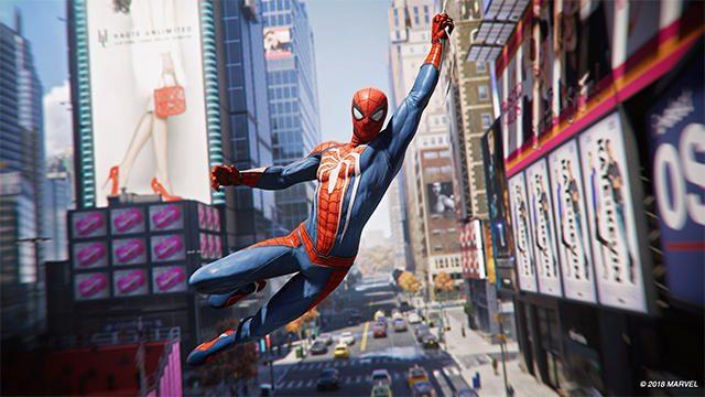 【E3 2018】『Marvel's Spider-Man』試遊レポート! マンハッタンを駆け巡る爽快アクションが凄すぎる!