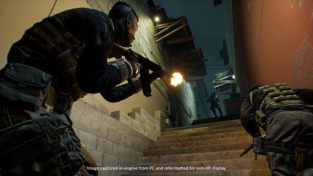 【E3 2018】PS VR専用『Firewall Zero Hour』の初公開マップを体験! 開発スタッフに注目ポイントを直撃!