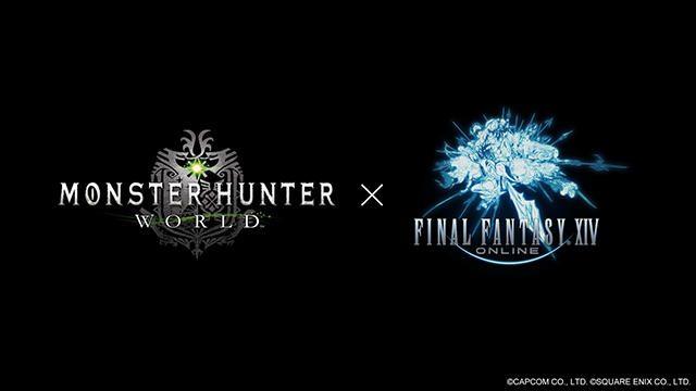 【E3 2018】『モンスターハンター:ワールド』と『FFXIV』が夢のコラボ! それぞれに人気モンスターが登場!