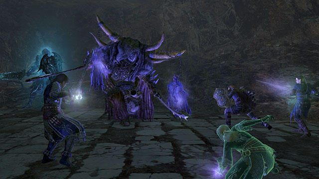 『ドラゴンズドグマ オンライン』のウォーミッション「霧の森の死闘」が開戦。強敵「闇の将」を打ち倒せ!