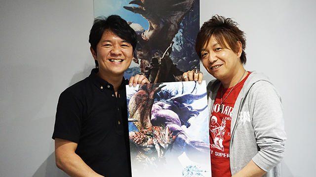 【E3 2018】『モンハンワールド』×『FFXIV』! ふたりのキーマンが夢のコラボについて熱く語る!