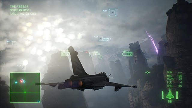 【E3 2018】PS4®『エースコンバット 7 スカイズ・アンノウン』最新トレーラー公開!