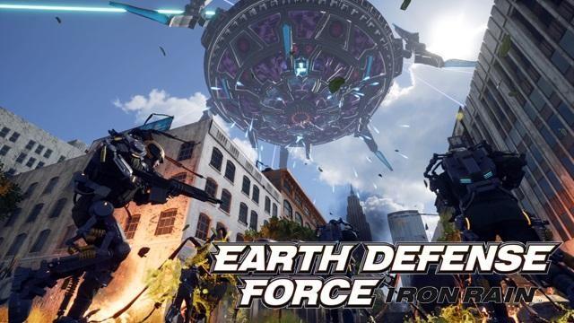 人類よ再起せよ! 『EARTH DEFENSE FORCE: IRON RAIN』は滅亡に瀕した世界の......もうひとつのEDF!