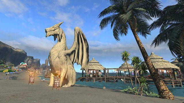 『ドラゴンズドグマ オンライン』で海開きイベント開催中! 真夏のビーチを彩る魅惑の水着装備も登場!