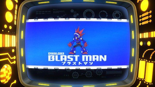 『ロックマン11 運命の歯車!!』で立ちはだかるボス「ブラストマン」、やり込み要素「チャレンジ」とは?