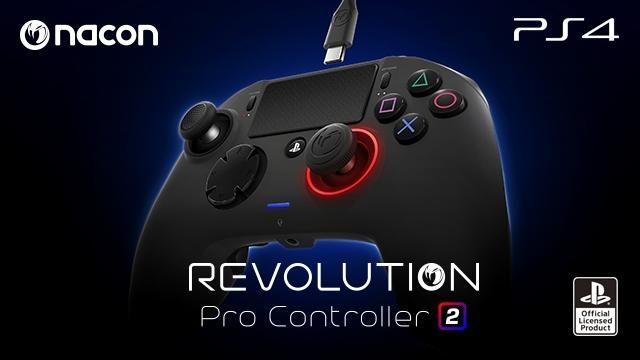 eスポーツ仕様のコントローラー「レボリューション プロ コントローラー2」を7月26日より国内で発売!