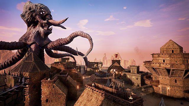 生きろ、そして抗え──『コナン アウトキャスト』の過酷な世界で信仰される神々。その途方もない力とは?