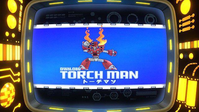 新たなボスは炎の拳法家「トーチマン」! 『ロックマン11 運命の歯車!!』で灼熱のステージを駆け抜けろ!